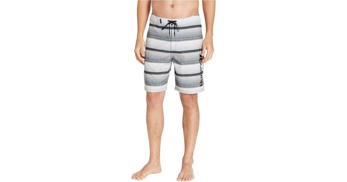 5459df397e Hurley - Baja Boardshorts 20 (black) Men's Swimwear for Men - Lyst