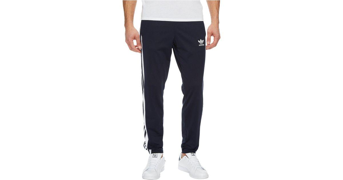 Adibreak Lyst adidas Originals track pants en color azul para hombres