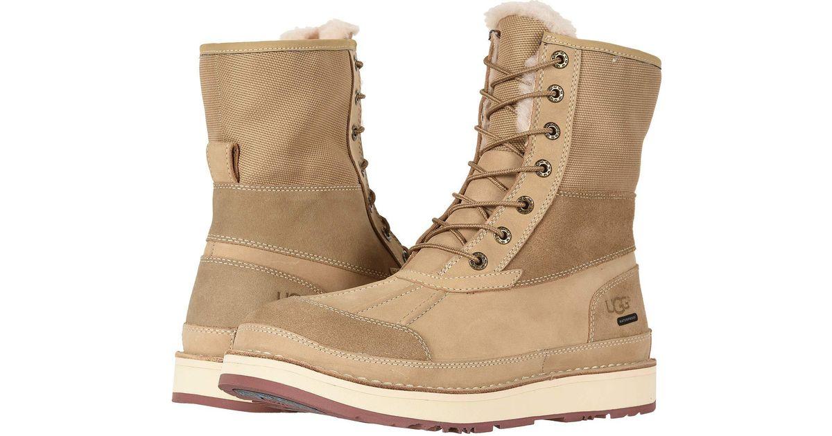 3c50a33e976 Ugg Multicolor Avalanche Butte (desert Tan) Men's Cold Weather Boots for men