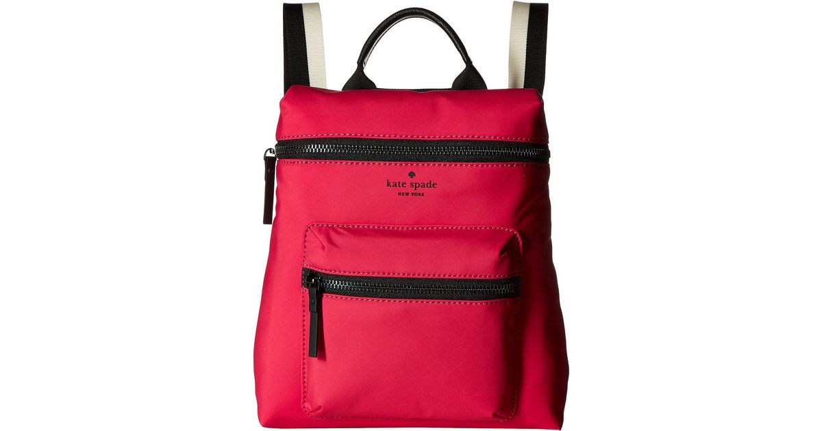 544d6001a509 Lyst - Kate Spade That s The Spirit Convertible Backpack