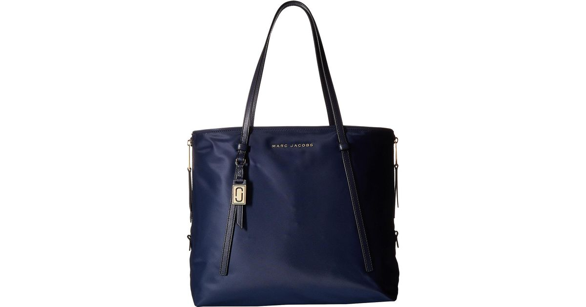 75777d1b9903 Lyst - Marc Jacobs Zip That Shopping Tote in Blue