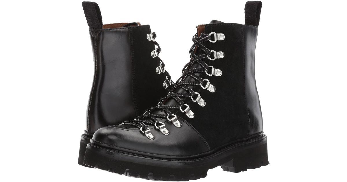 a663bdf59c1 GRENSON Black Nanette Boot