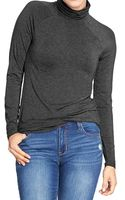 Old Navy Jersey Turtlenecks - Lyst