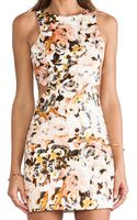 Ladakh Party Monster Cutout Dress - Lyst