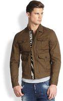 DSquared2 Sport Jacket - Lyst