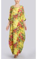 Natori Couture Mist Caftan - Lyst