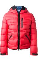 Riders On The Storm Padded Jacket - Lyst