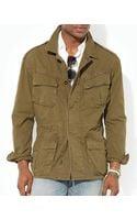 Ralph Lauren Polo Canvas Jungle Jacket - Lyst