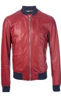 Dolce & Gabbana Classic Bomber Jacket - Lyst