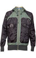 Vivienne Westwood Hooded Zip Jacket - Lyst
