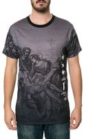 Crooks And Castles The Divine Knit Crewneck T-shirt - Lyst