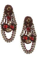 Deepa Gurnani Earrings - Lyst