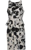 Milly Short Dress - Lyst