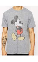Junk Food Mickey Mouse Tshirt - Lyst