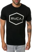 RVCA The Hexed Tee - Lyst