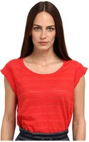 Marc By Marc Jacobs Eloise Ombre Jersey Top - Lyst