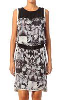Numph Pencil Dress - Lyst