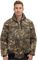 Carhartt Qfl Camo Active Jacket - Lyst