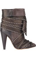 Isabel Marant Aleen Ankle Boots - Lyst