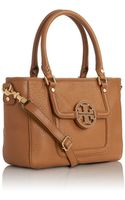 Tory Burch Amanda Mini Satchel - Lyst