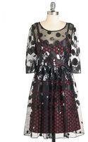 Plenty By Tracy Reese Dazzling in Dots Dress - Lyst