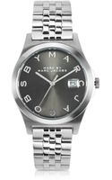 Marc By Marc Jacobs The Slim Bracelet 36mm Silver Tone Stainless Steel Womens Watch - Lyst