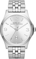 Marc By Marc Jacobs Danny Stainless Steel Watch White - Lyst