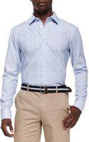 Michael Kors Seamstripe Shirt - Lyst