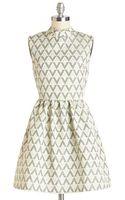 Freeway & Gemini As Of Tessellate Dress - Lyst