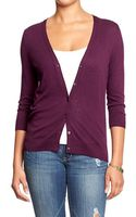 Old Navy Lightweight Cardis - Lyst