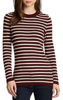 Demylee Madison Striped Cashmere Sweater - Lyst