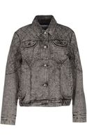 American Retro Denim Outerwear - Lyst