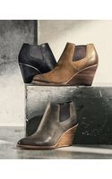Cole Haan Balthasar Leather Bootie - Lyst