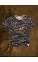 Denim & Supply Ralph Lauren Camouflage Tee - Lyst