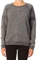 Numph Sweatshirt - Lyst