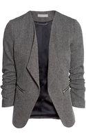 H&M Figurefit Jacket - Lyst
