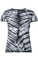 Proenza Schouler Printed T-shirt - Lyst