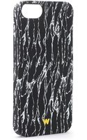 Whistles Marble Print Phone Case - Lyst