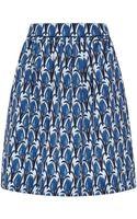 Mother Of Pearl Spirea Skirt - Lyst