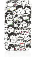 Lanvin Printed Iphone 4 Case - Lyst