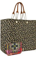 Juicy Couture Leopard Beach Tote Bag - Lyst