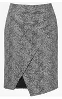 French Connection Powdered Pepper Skirt - Lyst