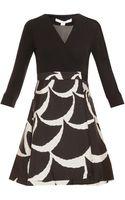 Diane Von Furstenberg Amelia Dress - Lyst
