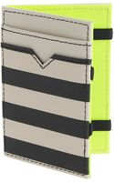 J.Crew Stripe Magic Wallet - Lyst