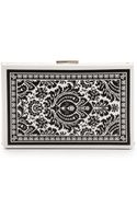 Kate Spade Place Your Bets Emanuelle Clutch - Queen Of Spades - Lyst