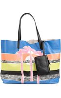 Yarnz Sunset Tote Bag - Lyst