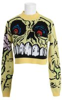 Jeremy Scott Sweater - Lyst
