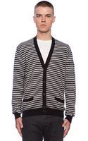 Marc By Marc Jacobs Tom Print Sweater - Lyst