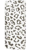 River Island Clear Leopard Print Iphone 5c Case - Lyst
