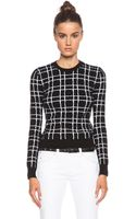 DSquared2 Graphic Pullover Sweater - Lyst